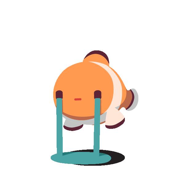 Tap Tap Fish - 1st Anniversary celebration event messages sticker-6