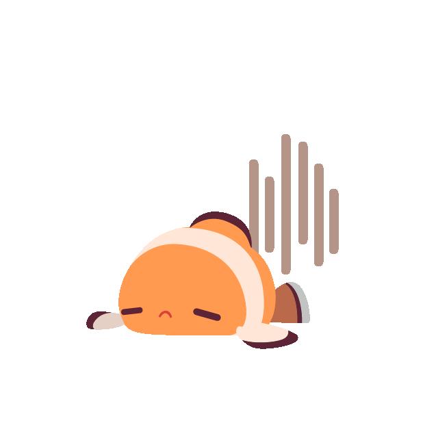 Tap Tap Fish - AbyssRium messages sticker-10