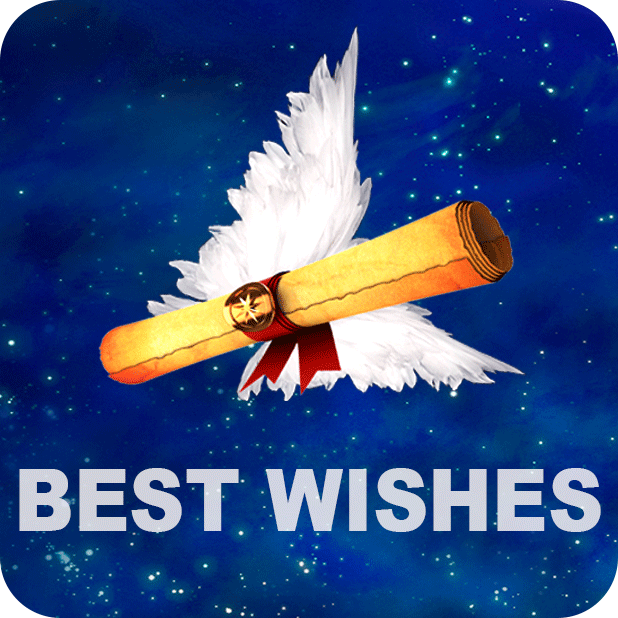 Wishes. Dreams  Come True! messages sticker-1
