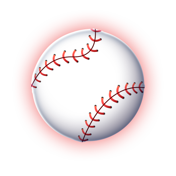 Blocky Baseball: Home Run Hero messages sticker-1