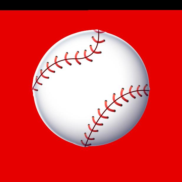 Blocky Baseball: Home Run Hero messages sticker-0
