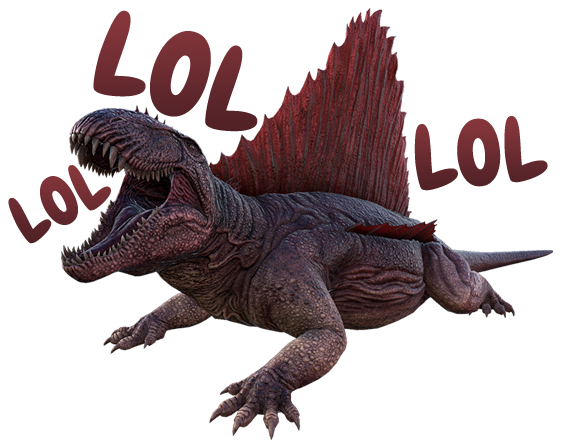 Dododex for Ark: Survival Evolved messages sticker-1