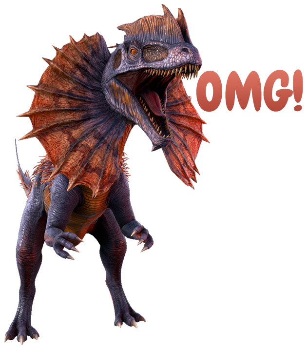Dododex: ARK Survival Evolved messages sticker-0