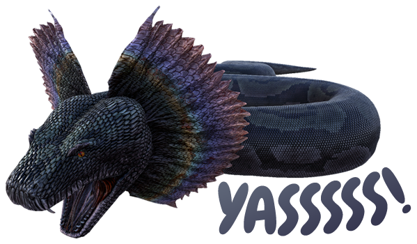 Dododex: ARK Survival Evolved messages sticker-6
