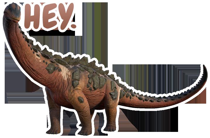 Dododex: ARK Survival Evolved messages sticker-2