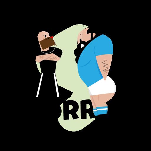 Federazione Italiana Rugby (FIR) messages sticker-4