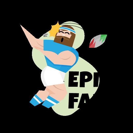 Federazione Italiana Rugby (FIR) messages sticker-11