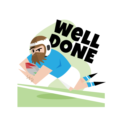 Federazione Italiana Rugby messages sticker-6