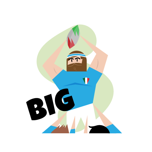 Federazione Italiana Rugby messages sticker-7
