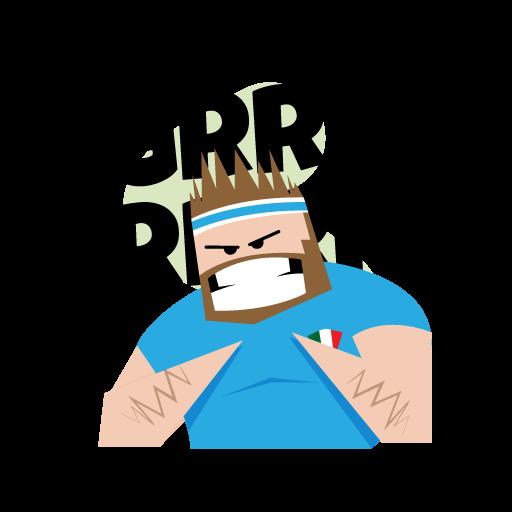 Federazione Italiana Rugby messages sticker-8
