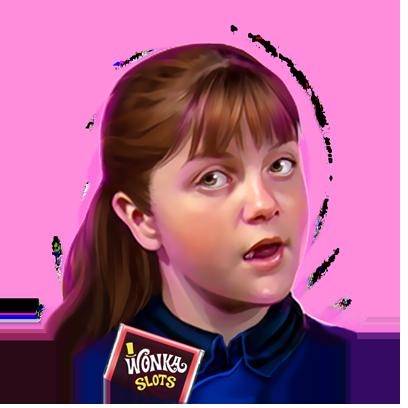 Willy Wonka Slots: Vegas Casino Slot Machines messages sticker-11