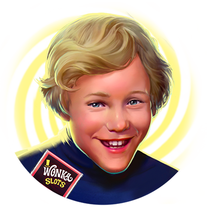 Willy Wonka Slots: Vegas Casino Slot Machines messages sticker-1