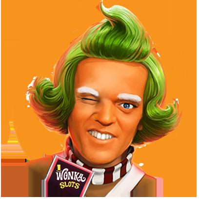Willy Wonka Slots: Vegas Casino Slot Machines messages sticker-7