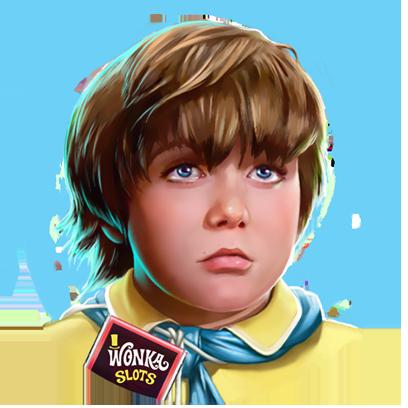 Willy Wonka Slots: Vegas Casino Slot Machines messages sticker-6