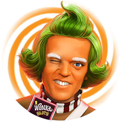 Willy Wonka Slots Vegas Casino messages sticker-7