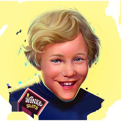 Willy Wonka Slots Vegas Casino messages sticker-1