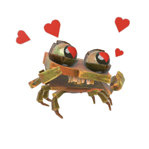 Mr. Crab 2 messages sticker-4