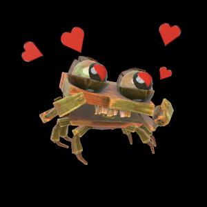 Mr. Crab 2 messages sticker-4