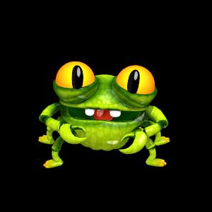 Mr. Crab 2 messages sticker-1