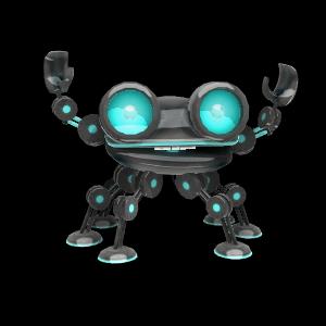 Mr. Crab 2 messages sticker-3