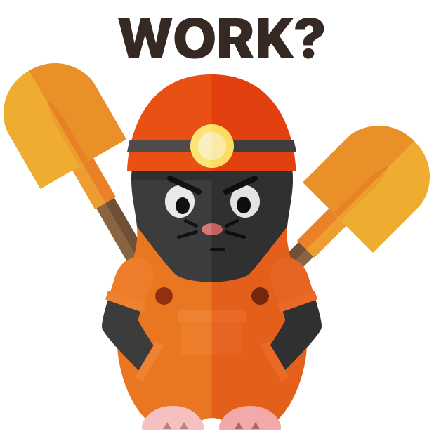 Drilla - the best of digging craft simulator games messages sticker-4