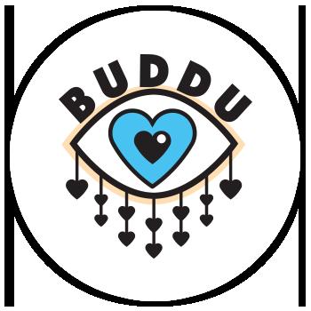 BUDDU Sticker - Fix Your Fashion Karma! messages sticker-11