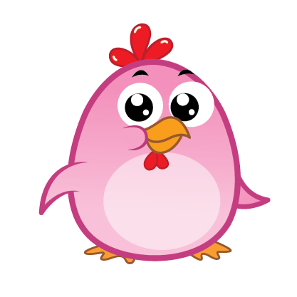Chicken Emoji messages sticker-1