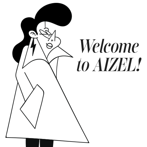 Aizel: брендовая одежда, обувь messages sticker-1