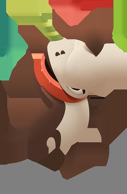 My Diggy Dog messages sticker-11