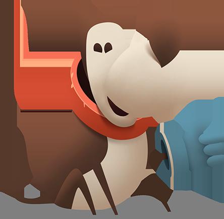 My Diggy Dog messages sticker-8