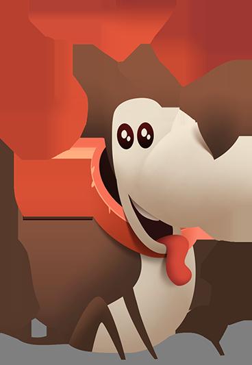 My Diggy Dog messages sticker-7