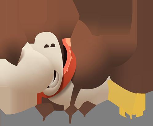 My Diggy Dog messages sticker-3