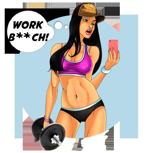 RichBit messages sticker-8