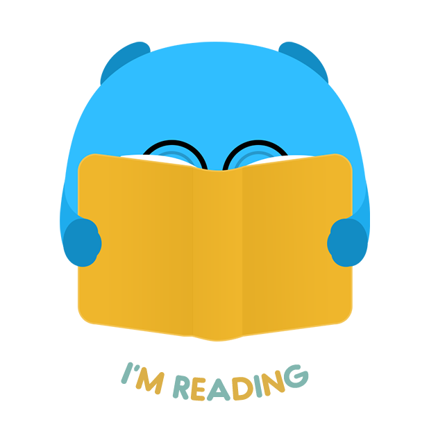 Bookout - Read More messages sticker-8