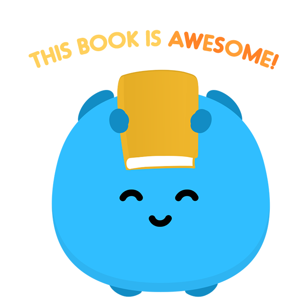 Bookly - Read More messages sticker-6