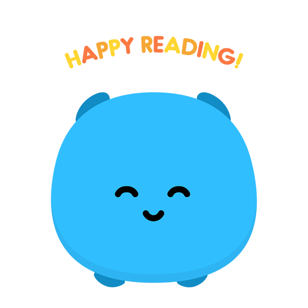 Bookly - Read More Books messages sticker-2