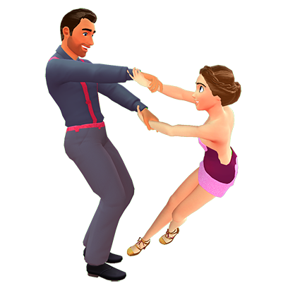 Dancing with the Stars : Game messages sticker-5