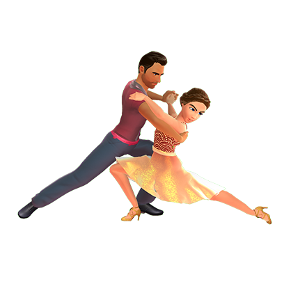 Dancing with the Stars : Game messages sticker-4