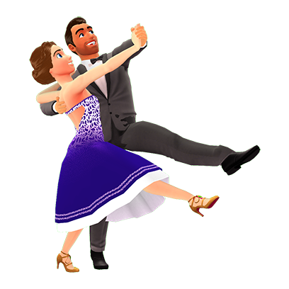 Dancing with the Stars : Game messages sticker-7