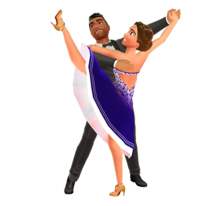 Dancing with the Stars : Game messages sticker-10