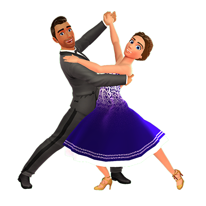 Dancing with the Stars : Game messages sticker-9