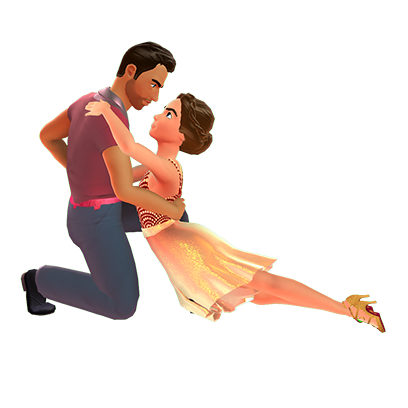 Dancing with the Stars : Game messages sticker-3