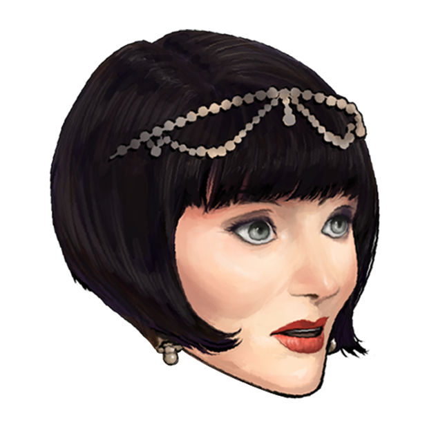 Miss Fisher and the Deathly Maze messages sticker-6