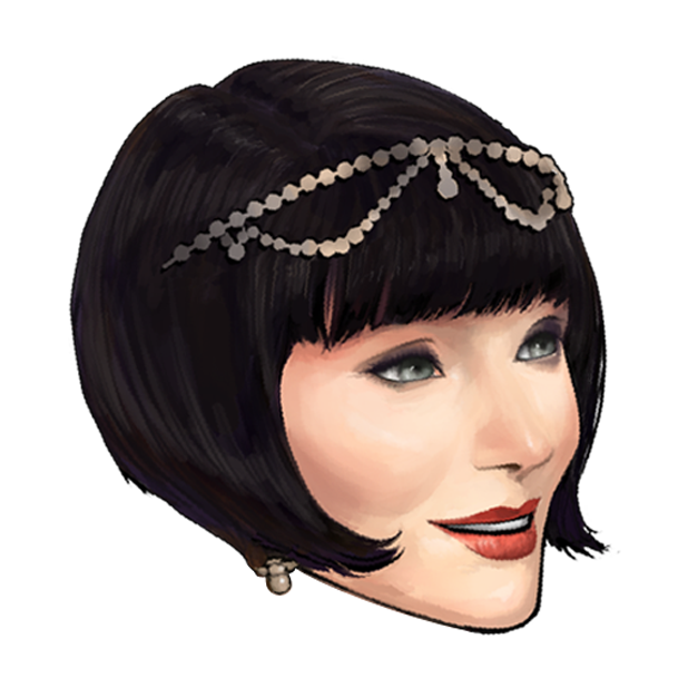 Miss Fisher and the Deathly Maze messages sticker-3