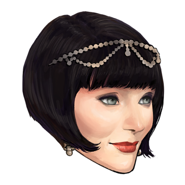 Miss Fisher and the Deathly Maze messages sticker-0