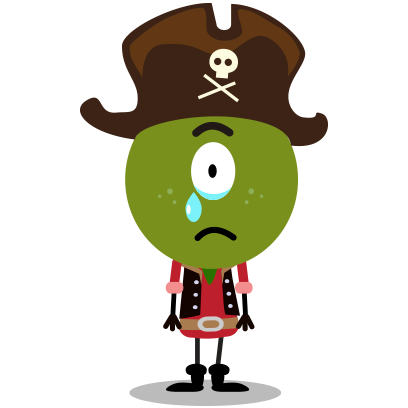 Comomola Pirates messages sticker-6