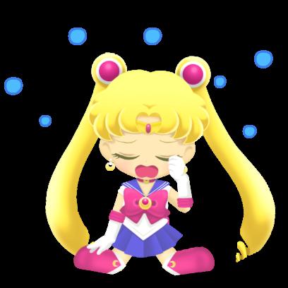 Sailor Moon Drops messages sticker-2