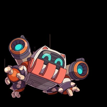 Monster Raid™ messages sticker-5