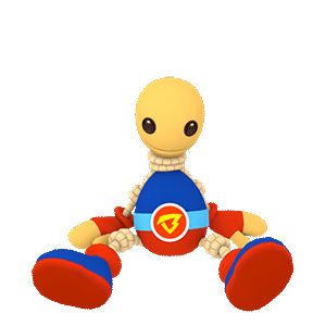 Buddyman Run - keep running! messages sticker-8