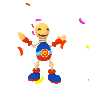 Buddyman Run - keep running! messages sticker-11